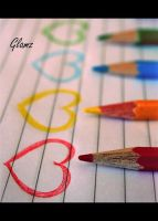 What's your love color? by glamz