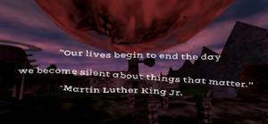 Our lives begin to end... by scriptureofthescribe