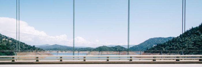 Day 686 [5-6-15]: Windows on a Bridge Triptych by BuuckPhotography