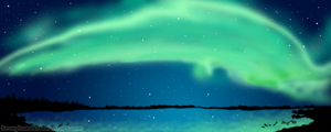Northern Lights by BronyHands