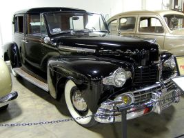 Henry Fords car 1 of 5 Lincoln by Partywave