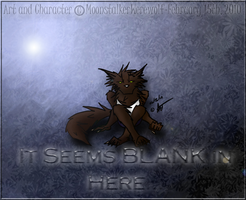 Blank by MoonstalkerWerewolf