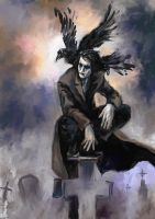 The Crow by Hristov13