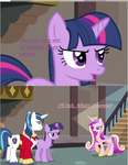 A Canterlot Wedding Alternate Scene-Subject Change by EpikJoe