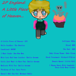 2P England Soundtrack- A Little Piece of Heaven by OnyxAradia