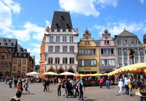 TRIER MARKETPLACE by gingado