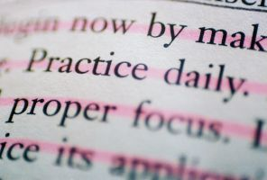 Practice Proper Focus Daily by Xander-Blue