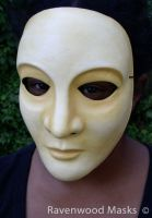 Venetian Neutral Mask by Alyssa-Ravenwood
