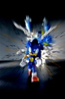 THE BLUE BLUR by PUFFINSTUDIOS