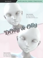 Dolly + Olly Shapes Add-On by PLArts