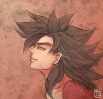 Red ashes by shikami