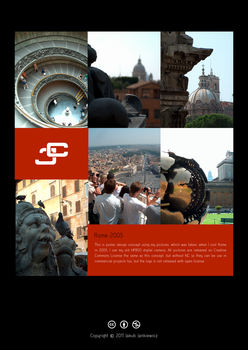 Rome Poster by jcubic