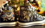 """hand painted """"Guns n Roses"""" by alcat2021"""