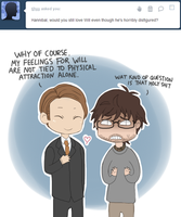 That's Sweet Hannibal by Musapan
