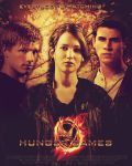 The Hunger Games Poster by MyOldSecrets