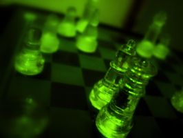 Absinthe Chess by MarceloSalvioli