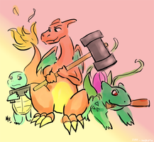 Super Smash Starters by bugbyte