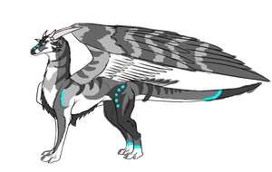 dragon design for bid (close) by fluffy40