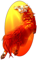 [AT:] .: Burning Desire :. by SillyTheWolf