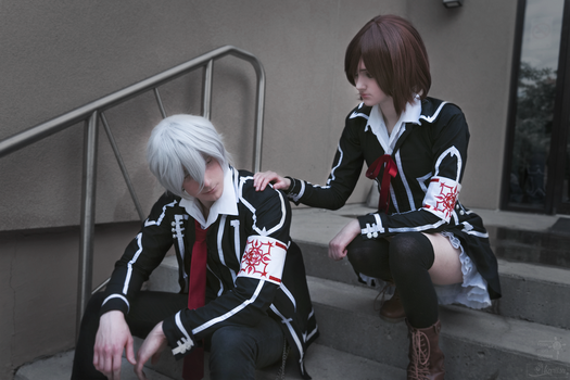 Vampire Knight - Yuki X Zero - Cheer Up by SovietMentality