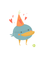 Happy Bird Day by liljeska