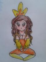 I'm a Torchic ^.^ by chaoslilac