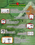 Piriland x Piriland Characters Guide I by piri-666