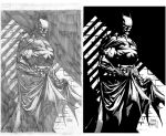 Batman in Shadows by ernestj23
