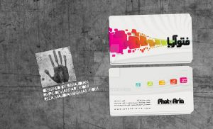 Visit card by rmpc