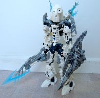 Glacies-Toa of Ice by Ajtnz