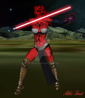 Darth Talon by mtrout65