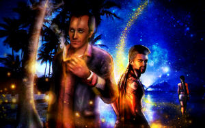 The Fireflies of Nightfall - (Vaas \ Hoyt \ Citra) by Almesiva-Moonshadow