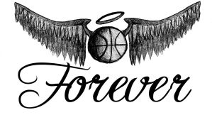 Forever Basketball by Bloody4Vengeance