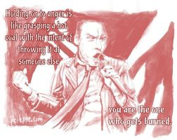 Anger quote by peileppe
