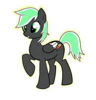 Duskfeather Ponified! by Justpeacheyy