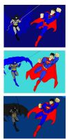 World's Finest: Variations (The WIPs) by dhbraley