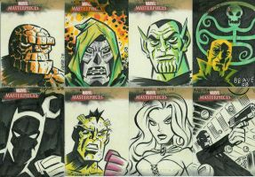 Marvel Cards3 by cretineb