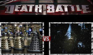 The Daleks vs. The Reapers by ScarecrowsMainFan