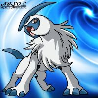 Request: Absol by MysticAbsolution