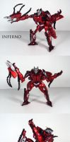 Beast Wars Inferno by Unicron9