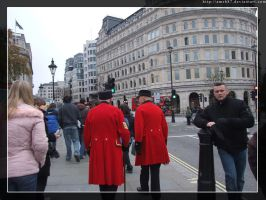 The Two Chelsea Pensioners by amzb87