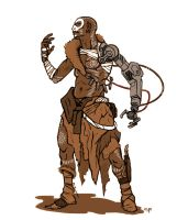 witchdoctor 1 by Parkhurst