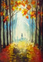 FOG_Inspired by Leonid Afremov by reeh0