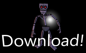 EndoSkeleton FNAF 1|Download! ThrPuppet by ThrPuppet