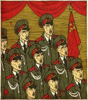 Red Army Choir by the-black-cat