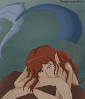 Daughter of the Sea -Mermaid- by Dragonnerd445