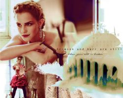 Emma Watson: For Who You Are by Katherineilovemyths