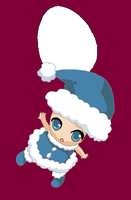 Shugo Chara OC Xmas Base2 by Anime-Base-Creator