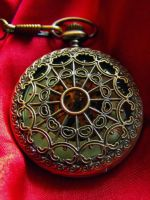 Pocket watch - closed by StockEffect