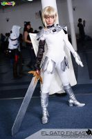 Claymore- Clare by cerezosdecamus